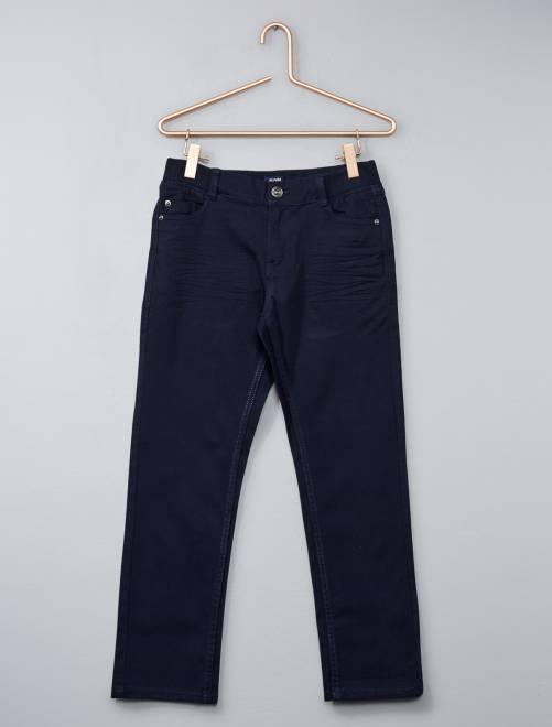 Pantalon slim                                 bleu marine Garçon