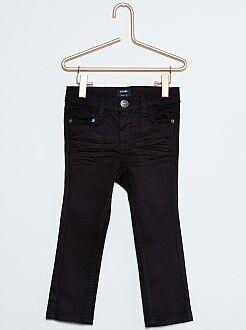 Pantalon slim en twill