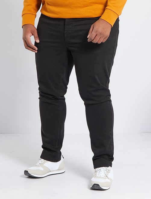 Pantalon slim L30                                                                             noir