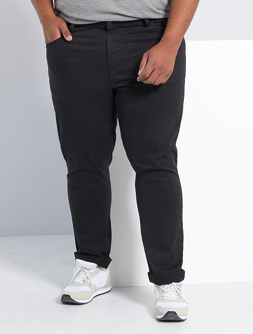 Pantalon slim L32                                                                                                                 noir