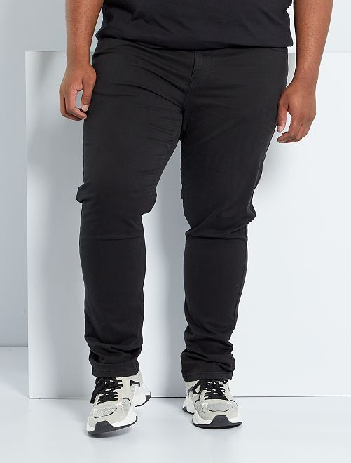 Pantalon slim L34                                                                 noir
