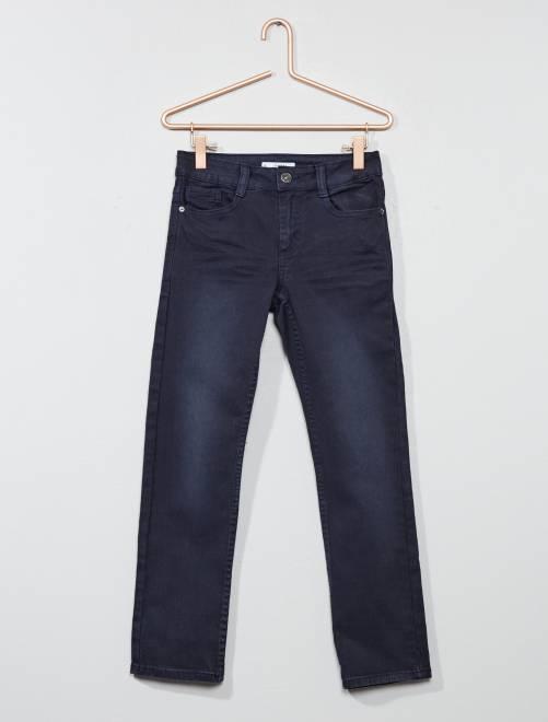 Pantalon slim                                                                                                                                                                                                                                                                                                                                         marine