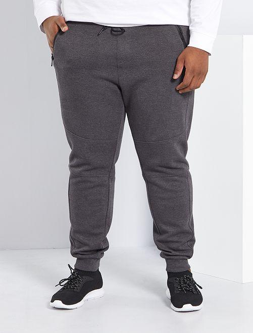 Pantalon sport éco-conçu                                         anthracite