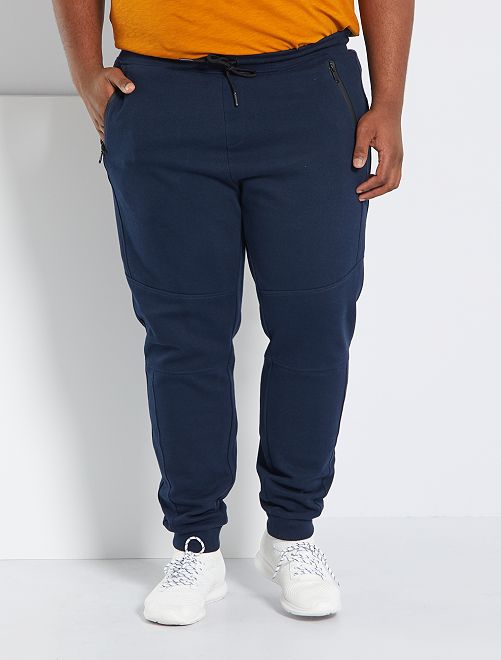 Pantalon sport éco-conçu                                         bleu marine