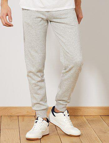 Pantalon sport en molleton - Kiabi