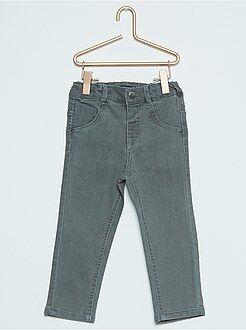 Jean - Pantalon stretch slim