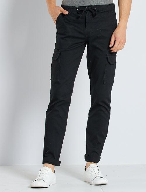 Pantalon workwear                                                     noir