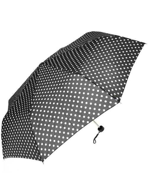 Parapluie à pois                                          noir pois