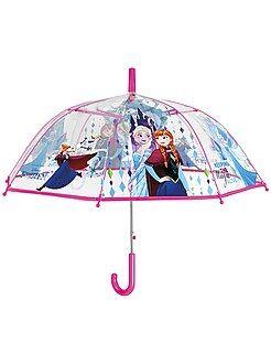 Fille 3-12 ans - Parapluie 'La Reine des Neiges' de 'Disney' - Kiabi
