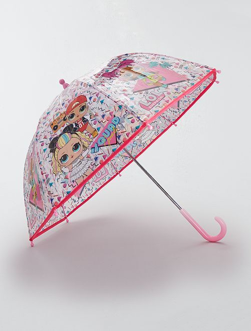 Parapluie 'L.O.L. Surprise !'                             transparent