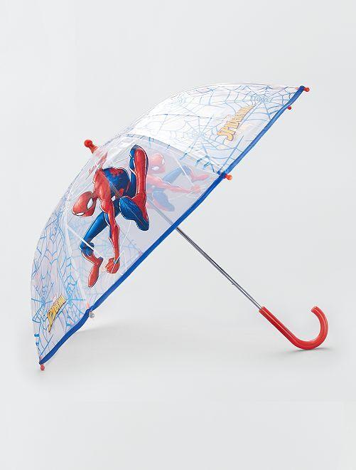 Parapluie 'Spider-Man'                             bleu