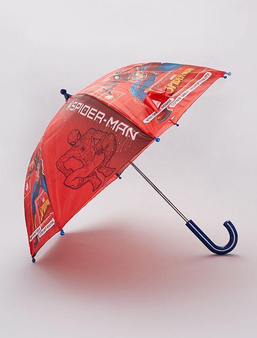 Parapluie 'Spider-Man'                             rouge