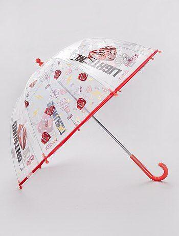Parapluie transparent 'Cars'