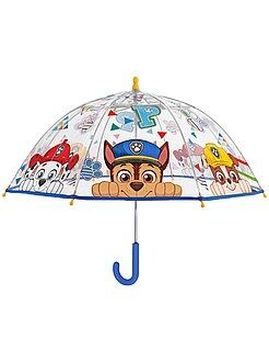 Parapluie transparent 'La Pat' Patrouille'