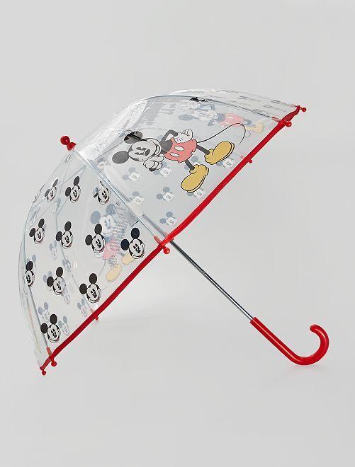 Parapluie transparent 'Mickey'                             Mickey