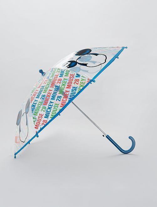 Parapluie transparent 'Mickey'                             transparent