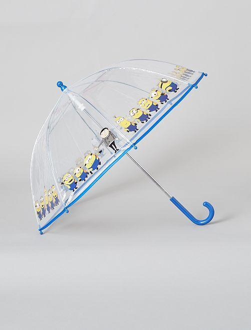 Parapluie transparent 'Minions'                             transparent