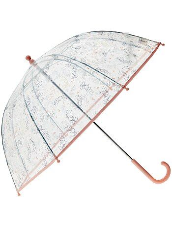 Parapluie transparent `Minnie`