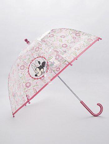 Parapluie transparent `Minnie`