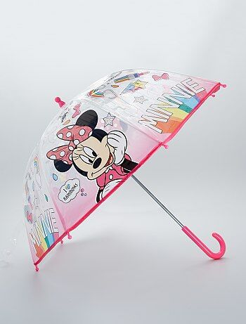Parapluie transparent 'Minnie'