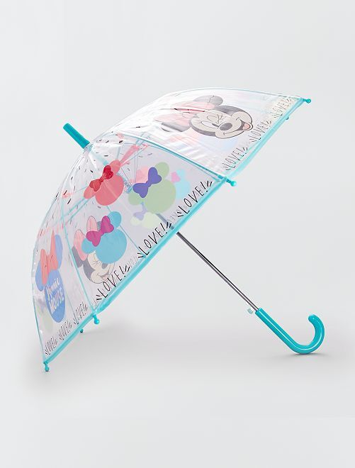 Parapluie transparent 'Minnie'                             transparent