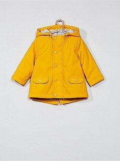 Combinaison, manteau - Parka ciré imperméable à capuche - Kiabi