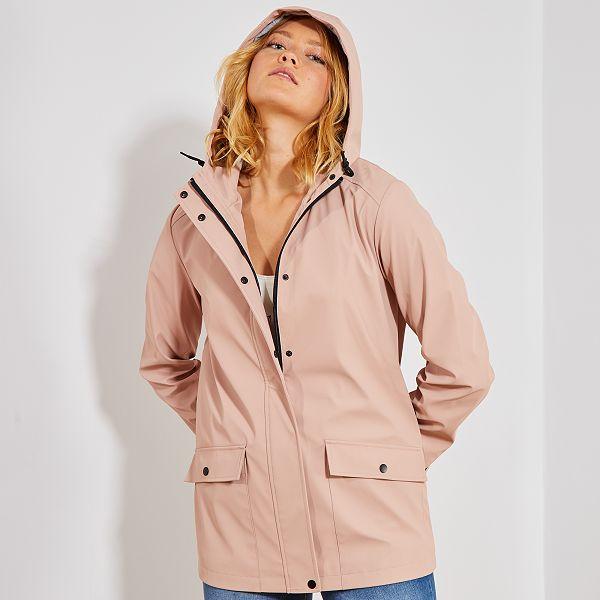 veste pluie femme kiabi