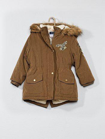 a5a564538feb Soldes parka fille - achat de manteaux de pluie pour fille Vêtements ...