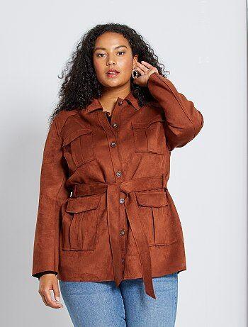 Parka Vêtements femme | taille 54 | Kiabi