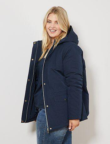 603d468dd Veste manteau femme pour rester au chaud Vêtements femme   Kiabi