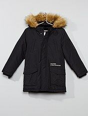 magasin discount service durable vente moins chère Parka garçon - manteau hiver enfant garçon Vêtements garçon ...