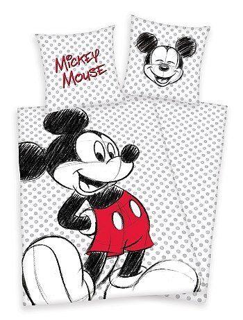 Parure 1 personne 'Mickey Mouse'