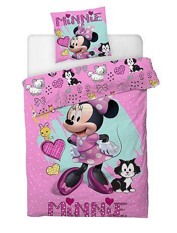Parure de lit 1 personne 'Minnie'
