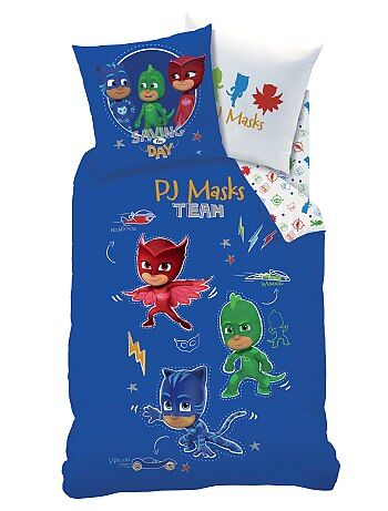 Parure de lit 1 personne 'Pyjamasques'