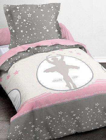 Parure de lit `Danseuse étoile`