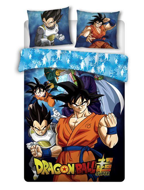 Parure de lit 'Dragon Ball Z'                             bleu