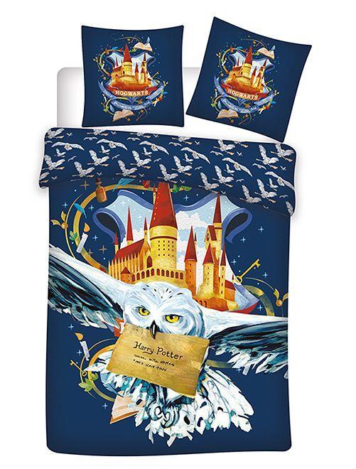 Parure de lit 'Harry Potter                             bleu