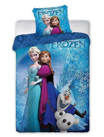 Parrure de lit Reine des Neiges