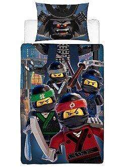 Parure de lit 'Lego' 'Ninjago' - Kiabi