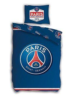 Linge de lit enfant - Parure de lit 'Paris Saint-Germain' - Kiabi