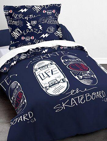 Parure de lit `Skateboard`