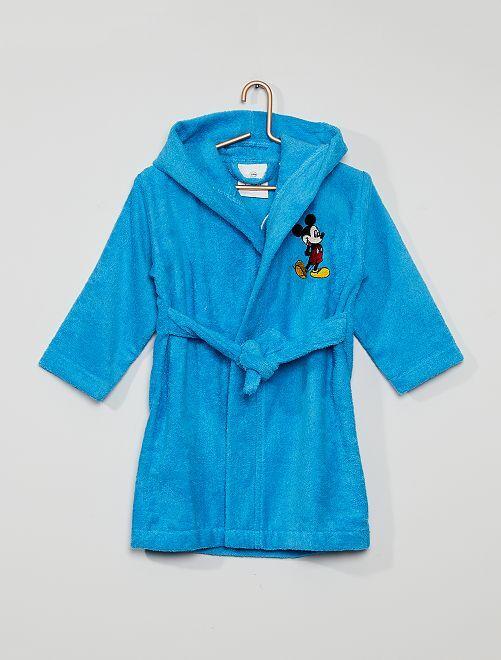 Peignoir de bain 'Mickey'                             bleu