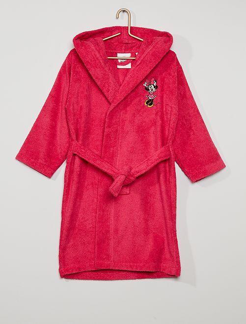 Peignoir de bain 'Minnie'                             rose fuchsia