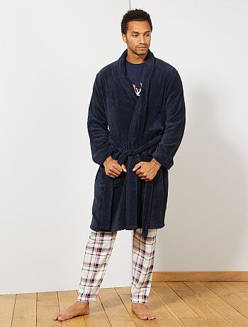 Promotions Pyjama, peignoir Vêtements homme | Kiabi