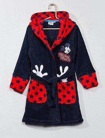Peignoir en polaire 'Mickey' - Kiabi