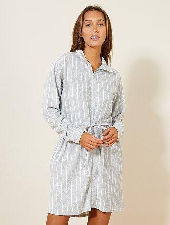 Soldes Robe De Chambre Femme Peignoir D Intérieur Lingerie Du S