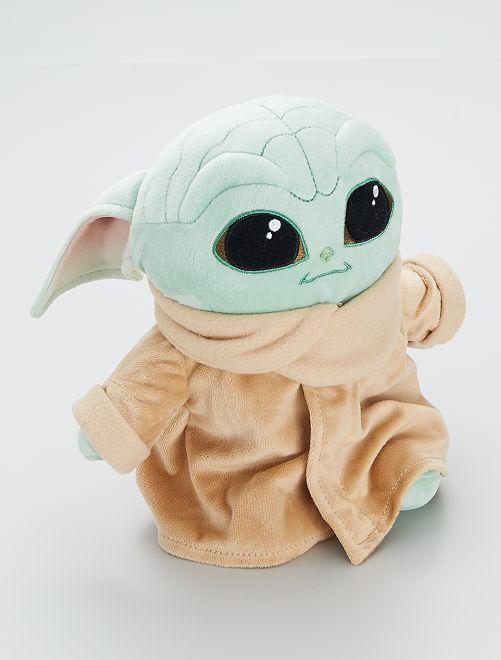 Peluche 'bébé Yoda' de 'Disney'                             vert