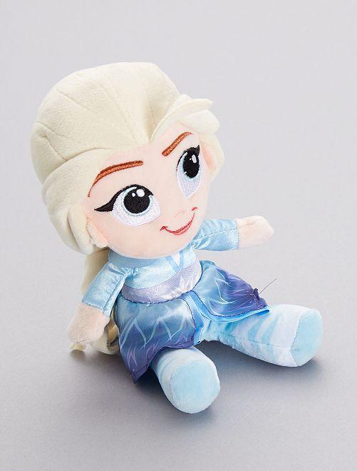 Peluche 'La Reine des Neiges'                                         bleu