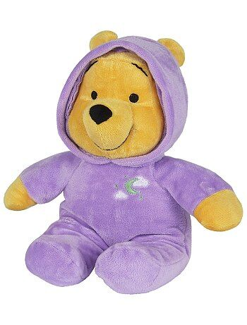 Peluche lumineuse 'Winnie l'ourson'