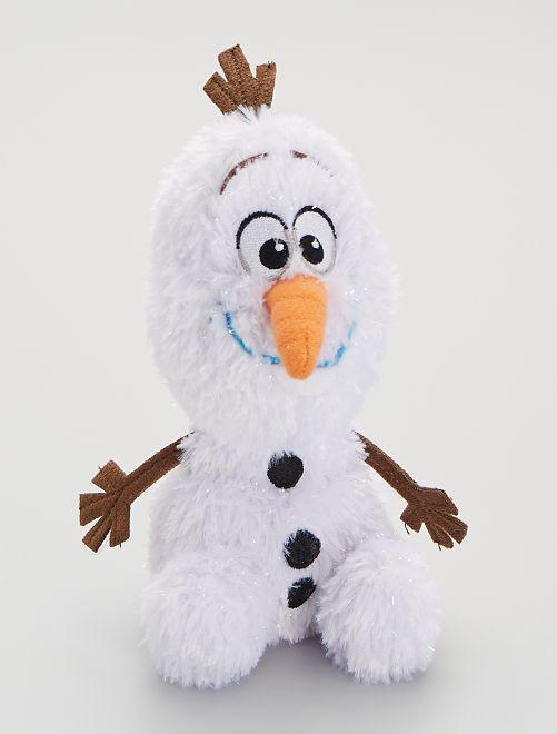 Peluche 'Olaf'                                                                 blanc